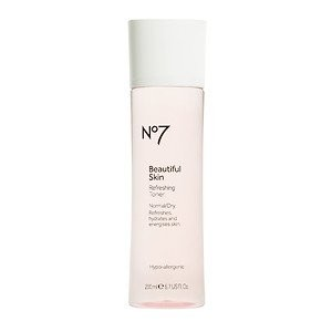 AB Boots No7 Beautiful Skin Refreshing Toner, Normal/Dry 6.7 fl oz