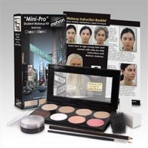 Mehron Mini-Pro Student Makeup Kit FAIR / OLIVE FAIR - Theater and Stage