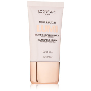 L'Oreal Paris Cosmetics True Match Lumi Liquid Glow Illuminator, Ice, 0.67 Fluid Ounce