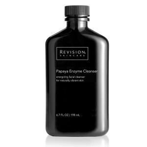 Revision Skincare Papaya Enzyme Cleanser, 6.7 fl oz - Best Antiaging Cleanser - Exfoliates to Deep Cleans Pores for VIBRANT Skin