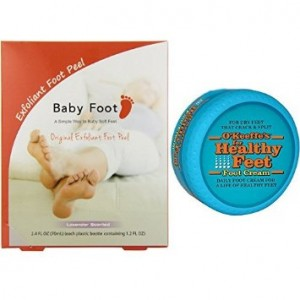BaFoot Baby Foot and Healthy Feet Starter Pack Combo (Single Baby Foot)