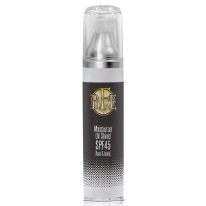 Beauty Facial Extreme Moisturizer UV Shield SPF 45 - Face and body sunscreen, highest level of broad spectrum protection