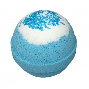 Two Sisters Spa Frozen Inspired Bath Bomb with Surprise Frozen Necklace Inside