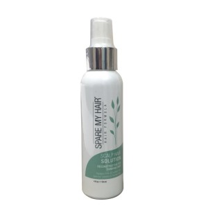 Spare My Hair Spare My Hair Scalp Solution, Intense Concentrated Hair Growth Solution with Yucca Extract, Horse Tail, Saw Palmetto, Jojoba, Multi Vitamins, Herbal Hair Supplements and Keratin Protein