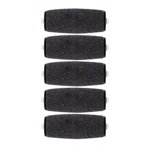 Callusshaver Replacement Roller Heads (5-count)
