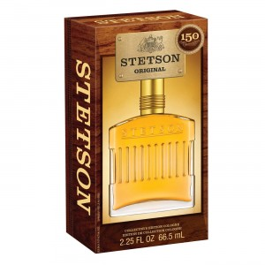 Stetson Original Decanter Gift Set (2.25 Ounce Cologne Pour/150th Anniversary Design)