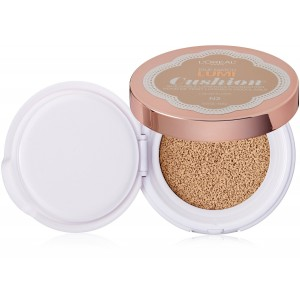 L'Oreal Paris Cosmetics True Match Lumi Cushion Foundation, N2 Classic Ivory, 0.51 Fluid Ounce