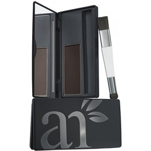 ArtNaturals Art Naturals Root Cover Up | Dark Brown | Color Gray Hair | Powder Root Touch Up | Quick Fix Conce