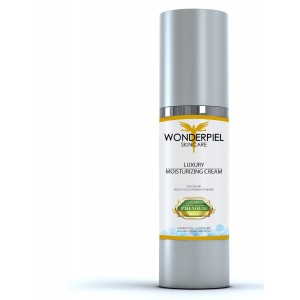 WONDERPIEL Skin Care Facial Moisturizer - Best Daily Moisturizing Face and Eye Cream for Oily and Dry Skin From Wonderp