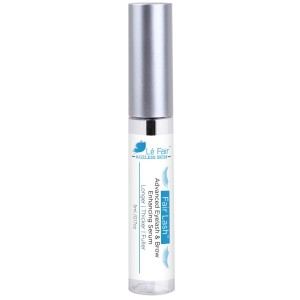 Eyelash and Eyebrow Growth Product Serum - Fair Lash by Le Fair - Better Than False Eyelashes and Extensions - Longer Thicker Fuller Lashes and Brow Enhancer Treatment Gel - No More Mascara or Eye Liner