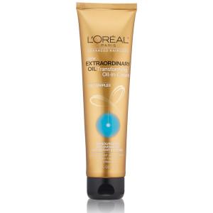 L'Oreal Paris Hair Care Advanced Extraordinary Transforming Oil-In-Cream Treatment, 5.09 Fluid Ounce