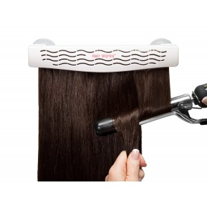 HAIRWORKS Hair Works 4-in-1 Hair Extension Style Caddy - Lightweight, Waterproof and Portable, This Holder/C