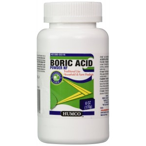 HUMCO HOLDING GROUP, INC. *** HUMCO HOLDING GROUP Boric Acid Powder, 6 Ounce