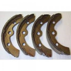 (4) Club Car Brake Shoes (1995-up) DS and Precedent Golf Cart