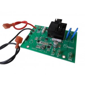 Golf Cart King EZGO Golf Cart Powerwise Charger Board - Control Input