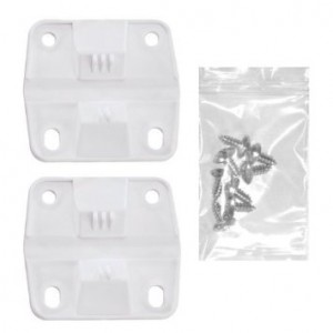 Coleman Replacement Cooler Hinges and Screws - #6262-1141