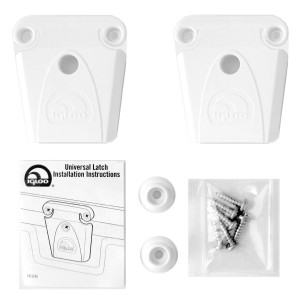 Set of 2 Igloo Cooler Latch Posts and Screws (Part #24013)