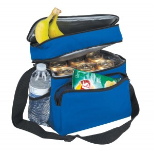 """DALIX 10"""" Deluxe Cooler and Lunch Bag in 1"""