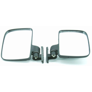GOLF CARTS UNIVERSE Golf cart side mirrors for Club Car EZ-GO Yamaha and Others