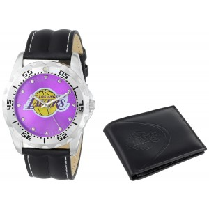 Game Time Watch and Wallet - NBA