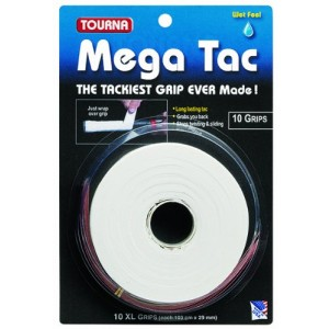 Tourna Mega Tac Tennis Racket Grip