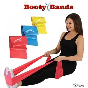 Ofinito Resistance Bands for any Workout- Set of 3 Bands