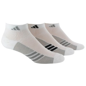 adidas Women's Superlite CC II Low Cut Sock (3-Pair)