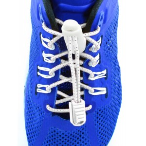 Underdown No Tie Elastic Shoe Laces - 2 Additional Clips - Marathon Sport Schedule