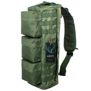 G4Free Tactical Assault Messenger Gym Hiking Camping bag