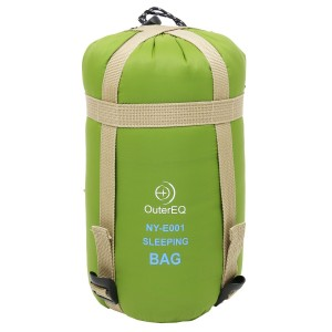 OuterEQ Camping Sleeping Bags Hiking Sleeping Bag