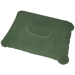 Zaltana Inflatable Camping Pillow (PL-1) Green