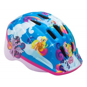 My Little Pony MLP77881-2 Girls Toddler Helmet