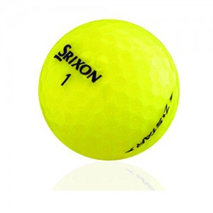 Srixon Z Star Yellow Mix AAAAA Pre-Owned Golf Balls