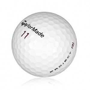 Taylor Made Products Taylor Made Project (A) AAAA Pre-Owned Golf Balls
