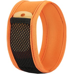 Anti-Mosquito Wristband - All Natural Mosquito repellent bracelet by Noshi Outdoor give protection from Indoor / outdoor Insects and Tick - No Deet - Made with essential oil - Non Toxic and Eco-friendly pest repeller band prevents bug bites and keeps mosq