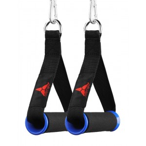 Allbingo Upgraded Grip Wide Design Resistant Ultra Heavy Duty Handles with Solid ABS Cores, Durable Carabin