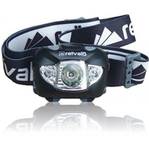 Reivalo Outdoor Equipment Headlamp of All Headlamps - Perfect Light for Running, Biking, Climbing, Hiking, Reading, or Hands