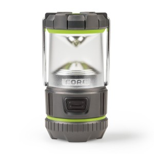 CORE Equipment CORE 85 Lumen CREE LED Mini Battery Lantern, 3 AA, Great for Camping and Emergencies