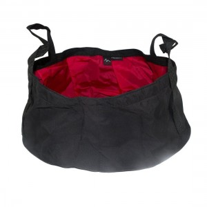 Dreampark Portable Collapsible Outdoor Wash Camping Folding Basin Bucket for Camping Hiking Travel, 8.5L