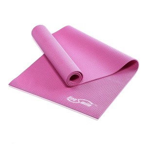 Housmile High Density Anti-Tear Yoga Accessories Mat, Non-Slip Exercise Heat-Resistant Yoga Mat, Extra Thick 1/4 inch (6mm), Extra Long 72 inch, Yoga Towel Perfect for Home, Office, Camping