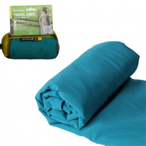 Green-Hermit Greenhermit Lightweight Backpacking Compact Sleeping Bag Liner Sleep Sack - Camping Travel Outdoor