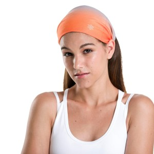 "AVIVA YOGA Headband - 9.4""x5.9"" Wide, Comfortable, Versatile, Moisture-wicking, Quick-drying Headwear. Wear During Yoga, Sports, Workouts, or Casually"