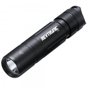 Revtronic T1A Ultra Bright Cree LED Handheld Flashlight, Best for Daily Use ,Camping, Hiking, Surv