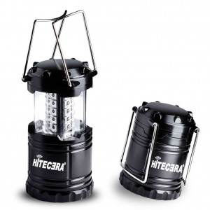 Hitecera Mring Ultra Bright LED Lantern - Best Seller - Camping Lantern - Collapses - Suitable for: Hiking,