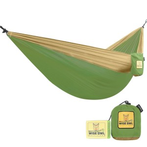 Wise Owl Outfitters HAMMOCK SUPER SALE! - The Ultimate Single Hammocks - Top Quality Camp Gear That's Great For Campin