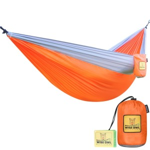Wise Owl Outfitters HAMMOCK SUPER SALE! - The Ultimate Double Hammocks - Top Quality Camp Gear That's Great For Campin