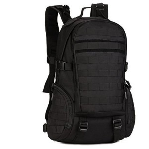 SUNVP Protector Plus 20-35L Tactical Military Backpack Gear MOLLE Student School Bag Assault Pack Rucksa