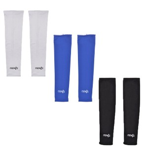 Cosmos  3 Pairs UV Protection Cooler Arm Sleeves for Bike Cycling/Hiking/Golf