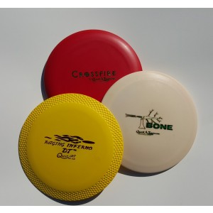 QuestAT Quest AT Starter disc golf set