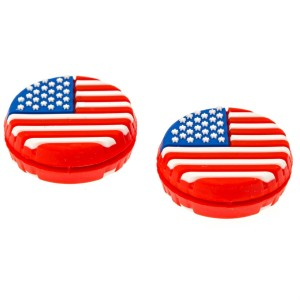 """Flag Series"" Performance Vibration Dampener by TennisGeek (2 Pack)"
